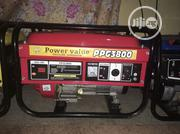 3.5kva Generator Power Value PPG3800 | Electrical Equipments for sale in Oyo State, Egbeda