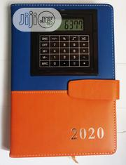 Corporate Gift 2020 Customizable Diary With Pen | Stationery for sale in Lagos State, Lagos Island