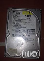 Western Digital 40GB 7200RPM 2MB Cache IDE Bulk/OEM Hard Drive WD400BB | Computer Hardware for sale in Kwara State, Ilorin South