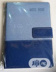 Fancy Leather Cover Notebook | Stationery for sale in Lagos State, Lagos Island