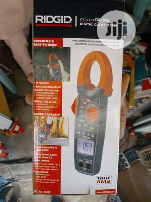 Ridgid Digital Clamp Meter