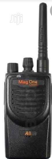 Motorola Mag One A8 VHF Walkie Talkie Radio | Audio & Music Equipment for sale in Lagos State, Ikeja