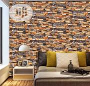Beautifully Designed Brand New 3D Wallpaper With High Quality | Home Accessories for sale in Lagos State, Ojo