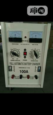 100amps/120volts Automatic Battery Charger | Electrical Equipments for sale in Lagos State, Ojo
