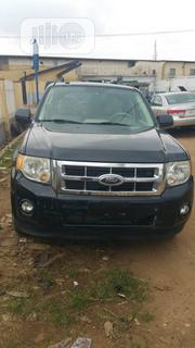 Ford Escape 2009 XLT 4WD Black | Cars for sale in Lagos State, Ikeja