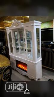 Artificial Fire Place Wine Bar | Furniture for sale in Lagos State, Lekki Phase 1