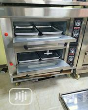 2deck 4trays Electric Oven | Industrial Ovens for sale in Edo State, Benin City
