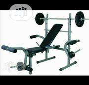 New Weight Bench With 50kg Weight | Sports Equipment for sale in Niger State, Minna