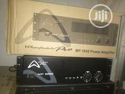 Wharfdale Amplifier 1800w | Audio & Music Equipment for sale in Lagos State, Ojo