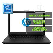 """HP 15-ra011nia 15.6"""" Inches 500GB HDD Intel Celeron 4GB RAM   Laptops & Computers for sale in Lagos State, Ikeja"""