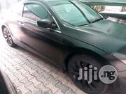Honda Accord Coupe 2008 Black | Cars for sale in Abuja (FCT) State