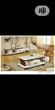 High Quality Adjustable Tv Stand And Centre Table | Furniture for sale in Lagos State, Ojo