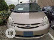 Toyota Sienna 2006 Gold | Cars for sale in Lagos State, Yaba
