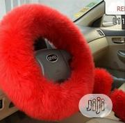 Fur Steering Wheel Cover | Vehicle Parts & Accessories for sale in Lagos State, Ojo