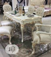 Standard High Quality Dining Table With Chairs | Furniture for sale in Lagos State, Ojo