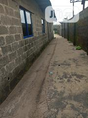 0ne and Half Plot of Land With Bungalow Facing the Main Road.   Land & Plots For Sale for sale in Lagos State, Ibeju
