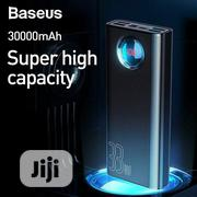 Baseus 30000mah Portable USB C Pd Fast Charging 33W Power Bank | Accessories for Mobile Phones & Tablets for sale in Lagos State, Ikeja