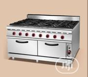 8 Burners 2 Oven Gas Cooker | Restaurant & Catering Equipment for sale in Lagos State, Lagos Mainland