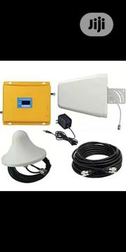 Booster Mobile Network Signal Booster,3g/4g   Computer Accessories  for sale in Lagos State, Ikeja