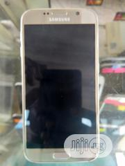 Samsung Galaxy S6 32 GB Silver | Mobile Phones for sale in Lagos State, Ikeja