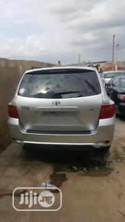 Toyota Highlander 2009 Sport Silver | Cars for sale in Oyo State, Ibadan