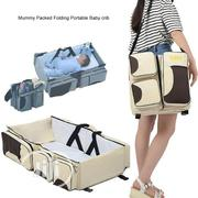 Mobile Baby Bed And Bag | Children's Gear & Safety for sale in Lagos State, Apapa