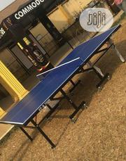 Relaxing Outdoor Game Table Tennis   Sports Equipment for sale in Kaduna State, Jaba