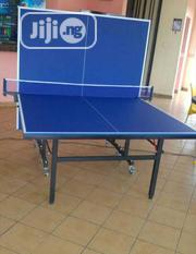 Table Tennis With Two Bats, Net, Balls And Extra Bats And Balls | Sports Equipment for sale in Kaduna State, Jaba