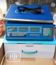 Digital Weighting Scale 40kg | Store Equipment for sale in Lagos State, Ojo