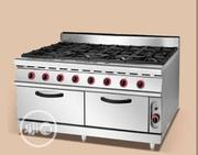 Gas Burner Cooker With Oven | Restaurant & Catering Equipment for sale in Lagos State, Ojo