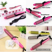 3 in 1 Hair Straightner Nova | Tools & Accessories for sale in Lagos State, Lagos Island