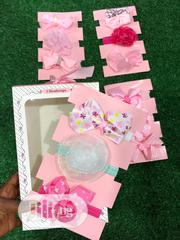 Baby Girl 3 in 1 Hair Band | Babies & Kids Accessories for sale in Nasarawa State, Karu-Nasarawa