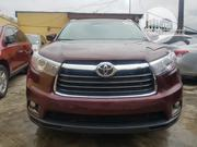 Toyota Highlander 2015 Brown | Cars for sale in Lagos State, Surulere