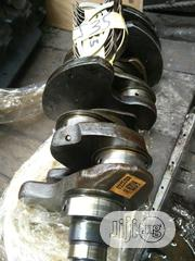Cranshaft With Metal And Main And Bearing Honda Crostour V6 Call | Vehicle Parts & Accessories for sale in Lagos State, Mushin