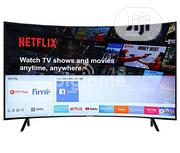 """Samsung 65"""" Curved 4K UHD Smart TV-65NU7300 With 1 Year Warranty   TV & DVD Equipment for sale in Rivers State, Port-Harcourt"""