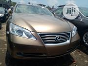 Lexus ES 2008 350 Brown | Cars for sale in Lagos State, Isolo