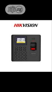 Ds-k1a802mf-b Fingerprint Time Attendance Terminal   Computer Accessories  for sale in Lagos State, Ikeja