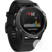 Garmin Fenix 5 Sapphire Edition | Smart Watches & Trackers for sale in Lagos State, Ikeja