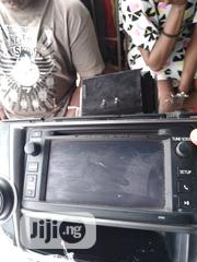 Factory Radio Higlander,Corolla 2012 Navigation Display 😍😍 | Vehicle Parts & Accessories for sale in Lagos State, Isolo