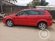 Pontiac Vibe 2002 GT Red | Cars for sale in Lagos State, Surulere