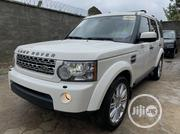 Land Rover LR4 V8 2010 White | Cars for sale in Lagos State, Ikeja
