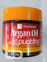 Argan Oil Curls Pudding | Hair Beauty for sale in Lagos State, Lagos Mainland