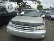 Toyota Highlander 2003 Silver | Cars for sale in Lagos State, Lagos Mainland