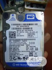 500gb WD Internal Hard Drive For Laptop | Computer Hardware for sale in Lagos State, Ikeja