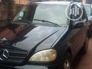 Mercedes-Benz M Class 2004 Black | Cars for sale in Edo State, Egor