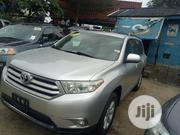 Toyota Highlander 2013 Limited 3.5l 4WD Silver   Cars for sale in Lagos State, Lagos Mainland