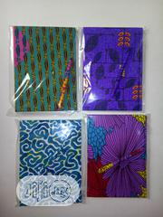 Ankara A5 Size Notepad & Biro | Clothing Accessories for sale in Lagos State, Gbagada