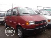Volkswagen T4 2003 Red (Automatic) | Buses & Microbuses for sale in Lagos State, Apapa
