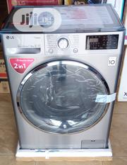 LG Wash and Dry Machine (2 in 1) - F2J6HGP2S | Manufacturing Equipment for sale in Edo State, Benin City
