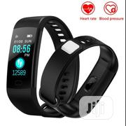Smart Bracelet Y5 | Fitness & Personal Training Services for sale in Lagos State, Ikeja